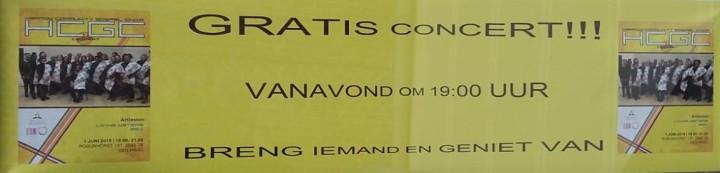 Holland Concert